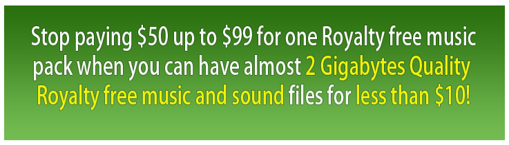 The Ultimate PLR Audio, Music And Sounds Collection