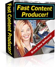 Fast Content Producer Software