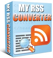 My RSS Converter Software
