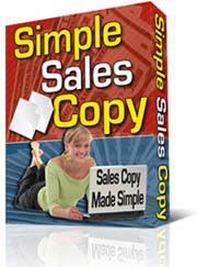 Simple Sales Copy Software