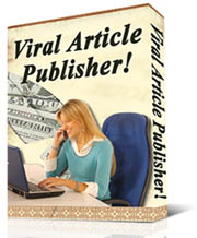 Viral Article Publisher Software