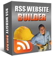RSS Website Builder Software